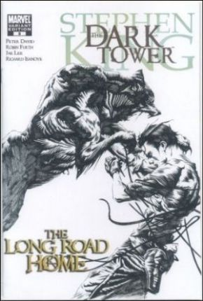 Dark Tower The Long Road Home #3 Jae Lee Retail Sketch Variant 1:75 Marvel comic book